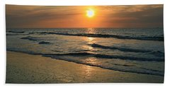 Sunrise Myrtle Beach Beach Towel