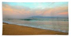 Sunrise On Ka'anapali Beach Towel by Kelly Wade