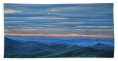 Sunrise On The Parkway Beach Towel