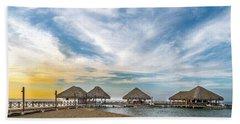 Sunrise Over Hemingway Beach Towel