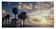 Sunrise Paradise Beach Towel