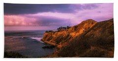 Sunrise Pelican Cove Beach Beach Towel