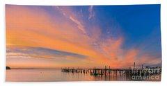 Sunrise Provincetown, Cape Cod, Massachusetts Beach Towel
