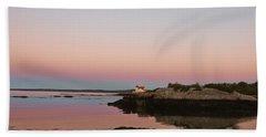 Sunrise Spillover Beach Towel