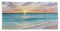 Sunrise Splendor Beach Towel