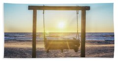 Sunrise Swings Beach Sheet