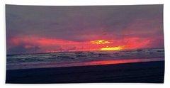Sunset #1 Beach Sheet