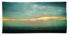 Sunset #4 Beach Towel