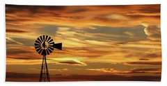 Sunset 67 Beach Towel