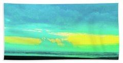 Sunset #8 Beach Sheet