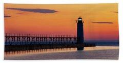 Sunset Beauty Beach Sheet