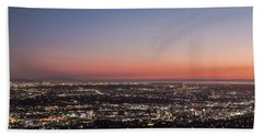 Sunset Dreaming Beach Towel