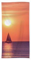 Sunset Dreams Beach Towel