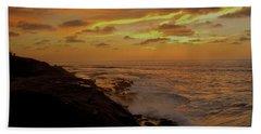 Sunset Inspiration Beach Towel