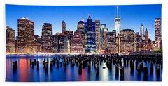 Magic Manhattan Beach Sheet