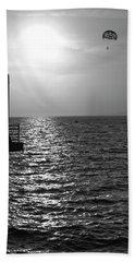 Sunset Parasailing Beach Sheet