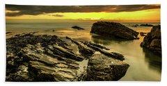 Sunset Rocks Beach Sheet