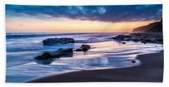 Sunset Shine Beach Towel