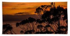 Sunset /torrey Pines Image 2 Beach Towel