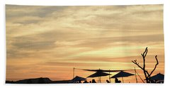 Sunset View Beach Towel