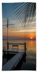 Sunset Villa Beach Sheet