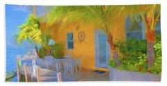 Sunset Villas Waterfront Apartment Beach Towel