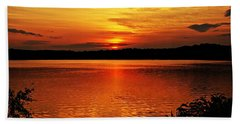 Sunset Xxiii Beach Towel