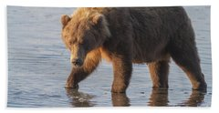 Sunshine Bear Beach Towel