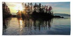 Sunstar Announcing Dusk Beach Towel