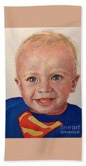 Superboy Beach Sheet