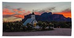 Superstition Sunrise II Beach Sheet