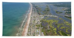 Surf City Topsail Island Longview Beach Towel