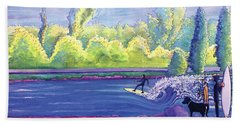 Surf Colorado Beach Towel