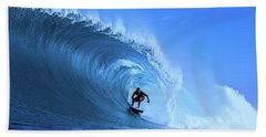 Beach Sheet featuring the photograph Surfer Boy by Movie Poster Prints