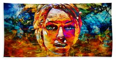 Beach Towel featuring the photograph Surreal Dream - Chuck Staley by Chuck Staley