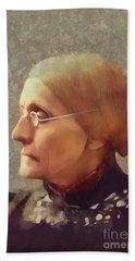Susan B. Anthony, Suffragette Beach Towel