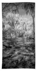 Swamp Dream Beach Towel