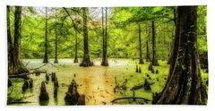 Swampland Dreams Beach Sheet