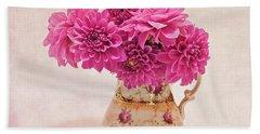 Sweet Blossoms Beach Sheet