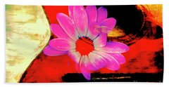 Beach Towel featuring the photograph Sweet Sound by Al Bourassa