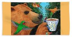 Sweet Tea Beach Sheet