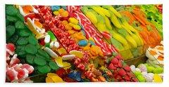 Sweet Tooth Beach Sheet