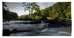 Sweetwater Creek 1 Beach Towel