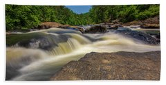 Sweetwater Creek Long Exposure 2 Beach Towel