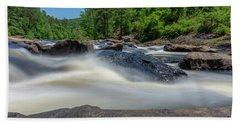 Sweetwater Creek Long Exposure Beach Towel