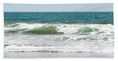 Swell Beach Sheet by Donna Blackhall