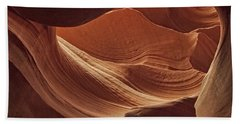 Swirled Rocks Dist Beach Sheet