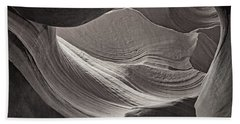 Swirled Rocks Tnt Beach Towel