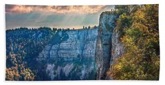 Swiss Grand Canyon Beach Towel