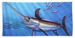 Swordfish In Freedom Beach Sheet